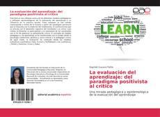Bookcover of La evaluación del aprendizaje: del paradigma positivista al critico
