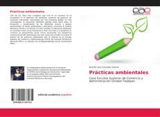 Portada del libro de Prácticas ambientales