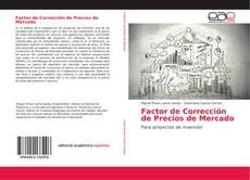 Bookcover of Factor de Corrección de Precios de Mercado