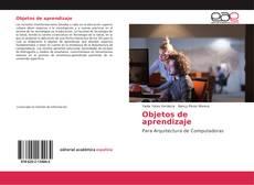 Buchcover von Objetos de aprendizaje
