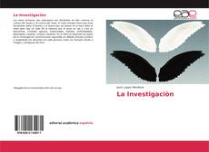 Обложка La Investigaciòn