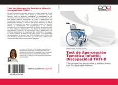 Portada del libro de Test de Apercepción Temática Infantil-Discapacidad TATI-D