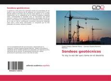 Обложка Sondeos geotécnicos