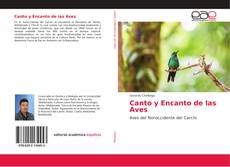 Canto y Encanto de las Aves kitap kapağı