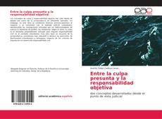 Bookcover of Entre la culpa presunta y la responsabilidad objetiva