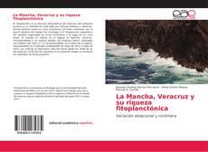 Bookcover of La Mancha, Veracruz y su riqueza fitoplanctónica