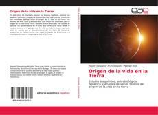 Обложка Origen de la vida en la Tierra