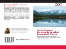 Обложка Determinantes Sociales de la salud Comunidad Nativa