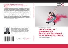 LLEICOP RULES: Programa de Educación Emocional en la Educación Física的封面