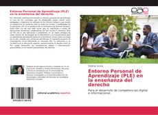 Bookcover of Entorno Personal de Aprendizaje (PLE) en la enseñanza del derecho