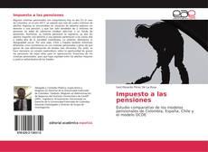 Bookcover of Impuesto a las pensiones