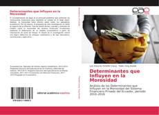 Обложка Determinantes que Influyen en la Morosidad