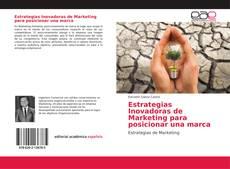 Buchcover von Estrategias Inovadoras de Marketing para posicionar una marca