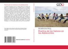 Capa do livro de Practica de los Valores en los Adolecentes