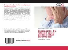 Bookcover of Enajenación. Su relación con el proceso salud-enfermedad