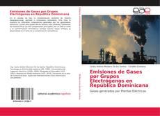 Portada del libro de Emisiones de Gases por Grupos Electrógenos en República Dominicana