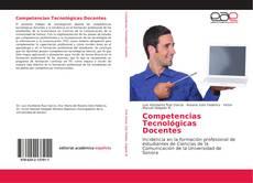 Portada del libro de Competencias Tecnológicas Docentes