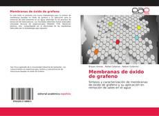 Membranas de óxido de grafeno的封面