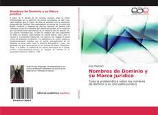 Обложка Nombres de Dominio y su Marco Jurídico