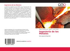 Portada del libro de Ingeniería de los Metales