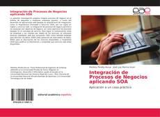 Обложка Integración de Procesos de Negocios aplicando SOA