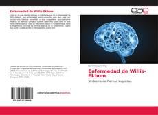Portada del libro de Enfermedad de Willis-Ekbom