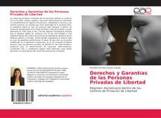 Borítókép a  Derechos y Garantías de las Personas Privadas de Libertad - hoz