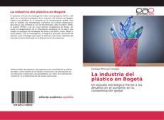 Portada del libro de La industria del plástico en Bogotá