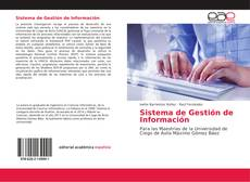 Copertina di Sistema de Gestión de Información