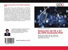 Portada del libro de Detección de E6 y E7 de VPH mediante PCR