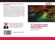 Couverture de El Lenguaje Verbal como Instrumento Matemático