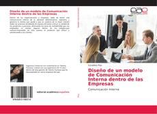 Portada del libro de Diseño de un modelo de Comunicación Interna dentro de las Empresas