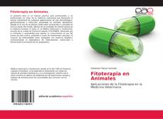 Bookcover of Fitoterapia en Animales