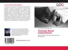 Portada del libro de Turismo Rural Comunitario