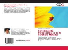 Bookcover of Conocimiento Paleoecológico de la Tafoflora Matzitzi