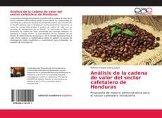 Portada del libro de Análisis de la cadena de valor del sector cafetalero de Honduras