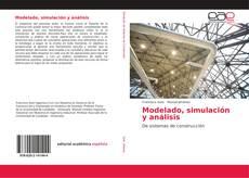 Portada del libro de Modelado, simulación y análisis