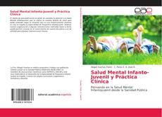 Portada del libro de Salud Mental Infanto-Juvenil y Práctica Clínica