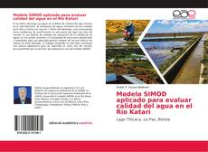 Portada del libro de Modelo SIMOD aplicado para evaluar calidad del agua en el Río Katari