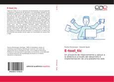 Capa do livro de E-tool_tic