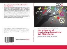 Bookcover of Las artes en el curriculum formativo del Magisterio