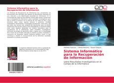 Обложка Sistema Informático para la Recuperación de Información