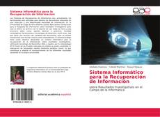 Capa do livro de Sistema Informático para la Recuperación de Información