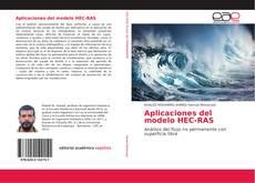 Portada del libro de Aplicaciones del modelo HEC-RAS