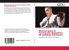 Portada del libro de Manual para la Formación Deportiva de Judokas Escolares