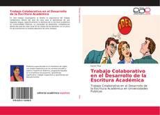 Обложка Trabajo Colaborativo en el Desarrollo de la Escritura Académica