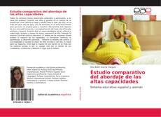 Portada del libro de Estudio comparativo del abordaje de las altas capacidades