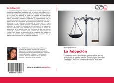 Bookcover of La Adopción