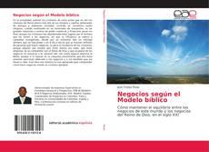 Bookcover of Negocios según el Modelo bíblico