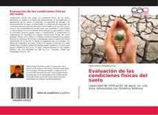 Portada del libro de Evaluación de las condiciones físicas del suelo